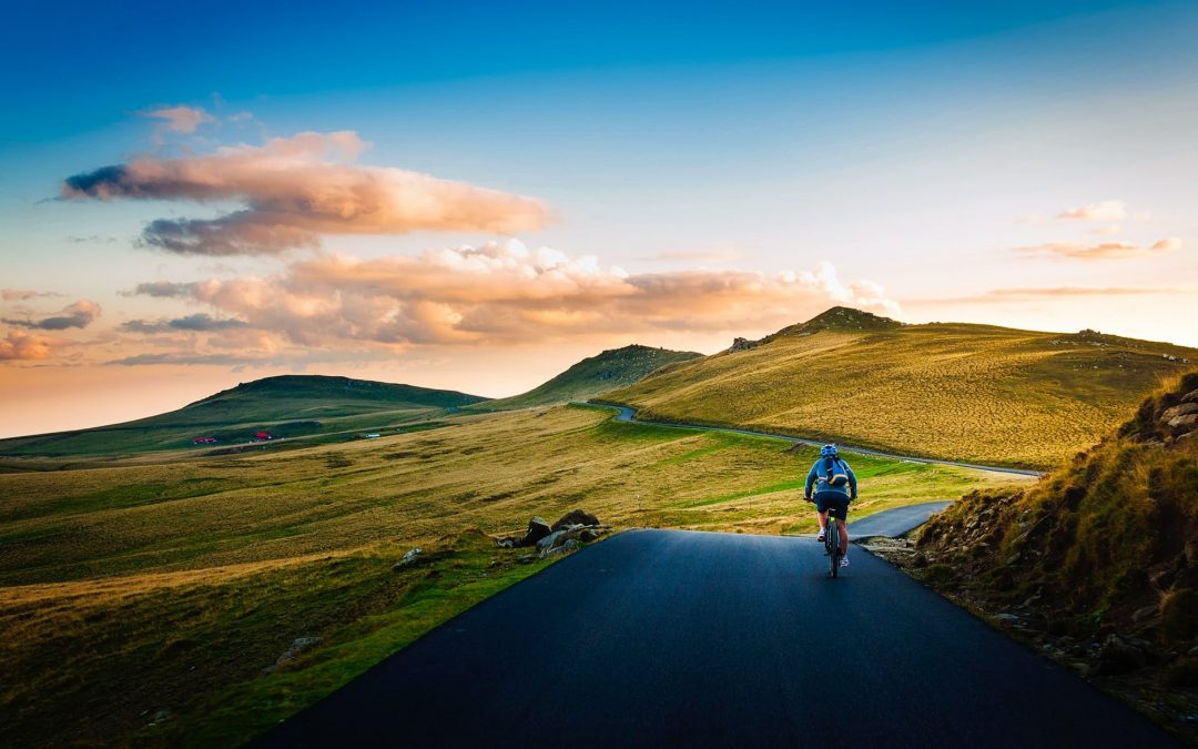 Long Distance Cycling Benefits